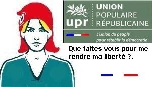 Logo Union Populaire Républicaine
